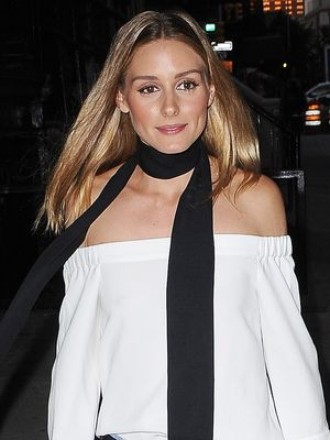 Olivia Palermo Is Bringing Back a Controversial Denim Trend