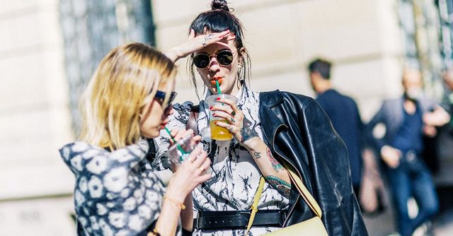 Every Fashion Girl Should Try To Pass This Quiz Whowhatwear