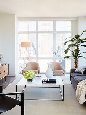 One Tiny Living Room, 3 Ways to Decorate