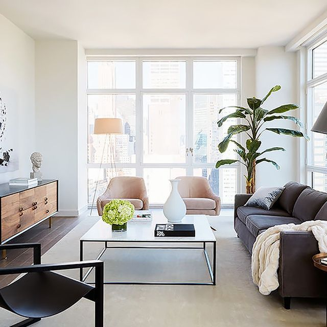 one tiny living room 3 ways to decorate mydomaine