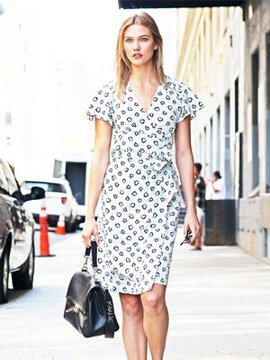 Karlie Kloss's Polished Look Is So Ladylike