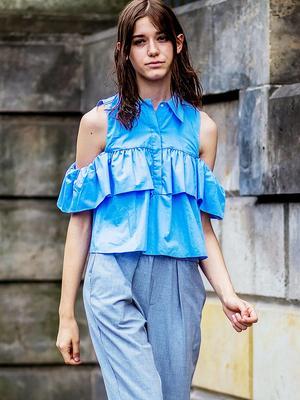 Zero-Effort Outfits to Wear When It's Hot Outside
