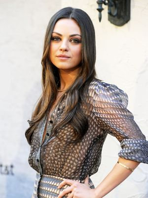 Mila Kunis Has a Very Strong Opinion About Breastfeeding in Public