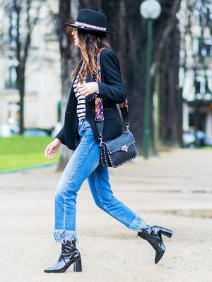 This Shoes-and-Jeans Combo Is Going to Be Huge