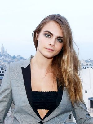 Cara Delevingne Just Chopped Off Her Hair