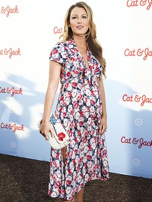 See Blake Lively Go Stylishly From Red Carpet to Milkshake Run