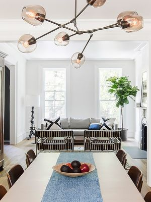 This Brooklyn Townhouse Is a Stylish Classic