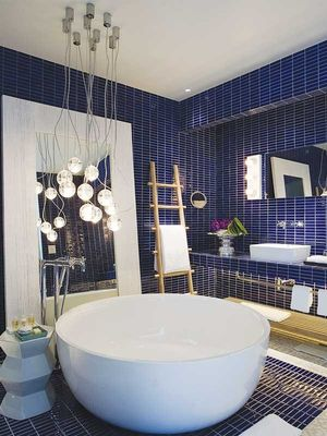 Step Inside the World's Most Stunning Hotel Bathrooms