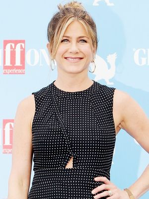 Jennifer Aniston Wore the Brand Olivia Palermo Loves