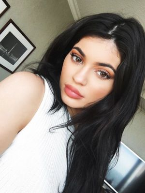 Move Over, Lip Kit: Kylie Jenner's Next Phase of Makeup Is Here