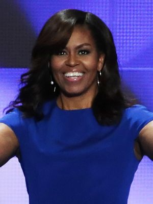 Michelle Obama's Democratic National Convention Dress Was Perfect