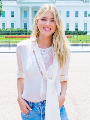 How to Do Washington D.C. Like a Victoria's Secret Angel