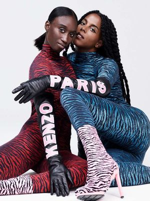 Finally, a Sneak Peek of H&M and Kenzo's Big Collab