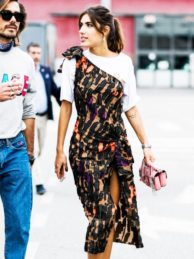 How To Do The 1980s Trend From Shoulder Pads To Clip On Earrings Whowhatwear Uk