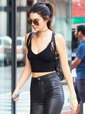 Kendall Jenner Defends Going Braless—Do You Agree?