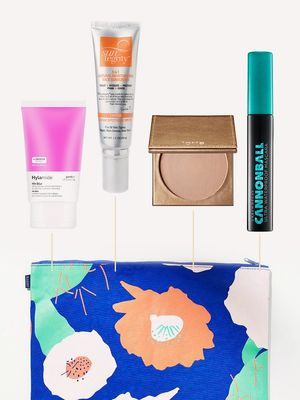 9 Beach Makeup Products That Won't Budge (Even If You Swim)