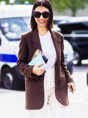 The Blazer Style That Will Be Huge This Fall