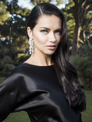Adriana Lima Has a Strange Coffee Hack for Beating Cravings