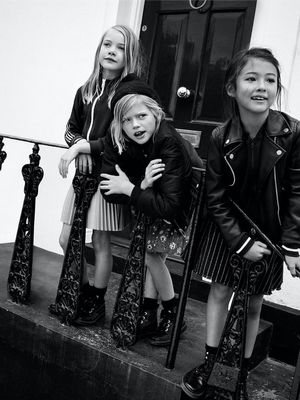 Zara Has the Most Stylish Kid Models Ever