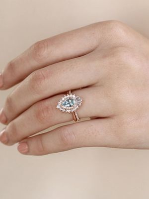 The Surprising Place You Shouldn't Wear an Engagement Ring
