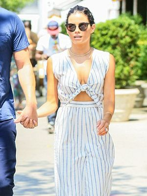 See Jenna Dewan Tatum's Sold-Out Madewell Jumpsuit