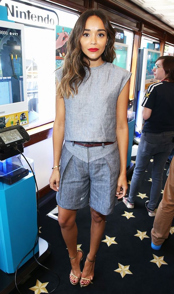 How to Wear Shorts When You're Over Age 30