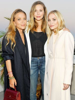 What the Olsen Sisters Wore to Party in L.A.