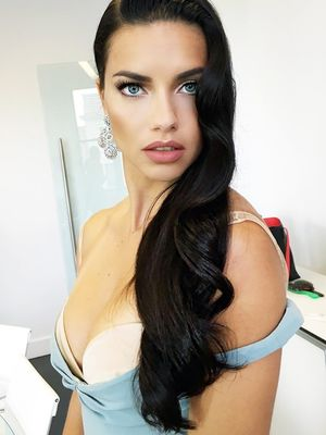 Exclusive: Adriana Lima Says THIS Is the Reason Her Hair Grows So Fast