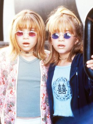 Flashback Friday: This Olsen Twin Trend Is Making a Comeback