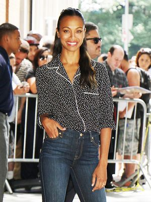 From Zoe Saldana to Jenna Dewan Tatum, the Best Dressed Celebs of the Week