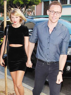 Taylor Swift Just Wore the Fanciest Flats for Date Night