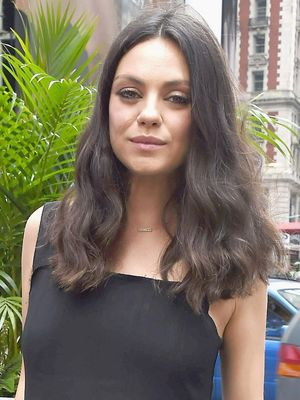 Mila Kunis's Maternity Outfit Is SO Chic