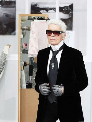 Karl Lagerfeld's Former Gramercy Park Apartment Is Not What You Think
