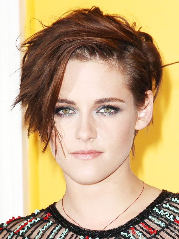 Kristen Stewart's is the queen of incredible short hairstyles