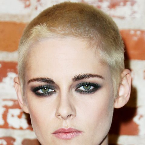 Short Hairstyles: Kristen Stewart with a no.1 haircut