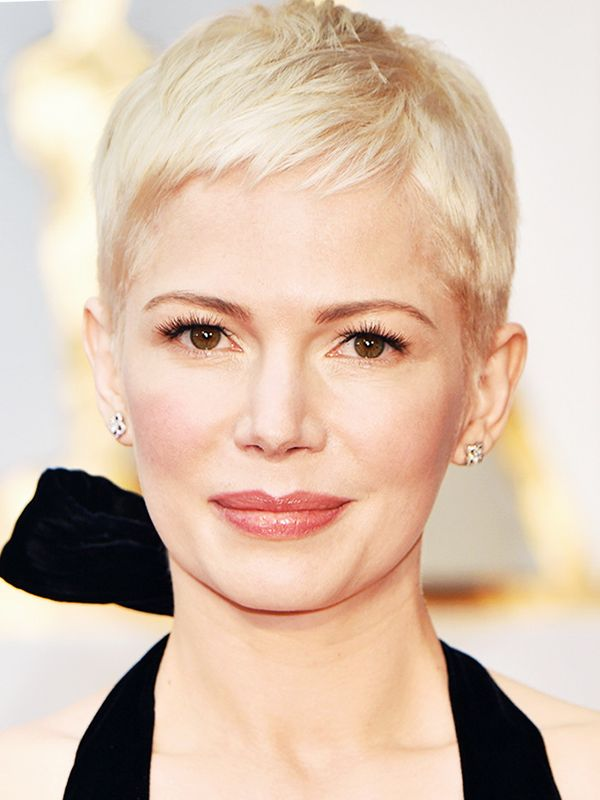 Short hairstyles: Michelle Williams