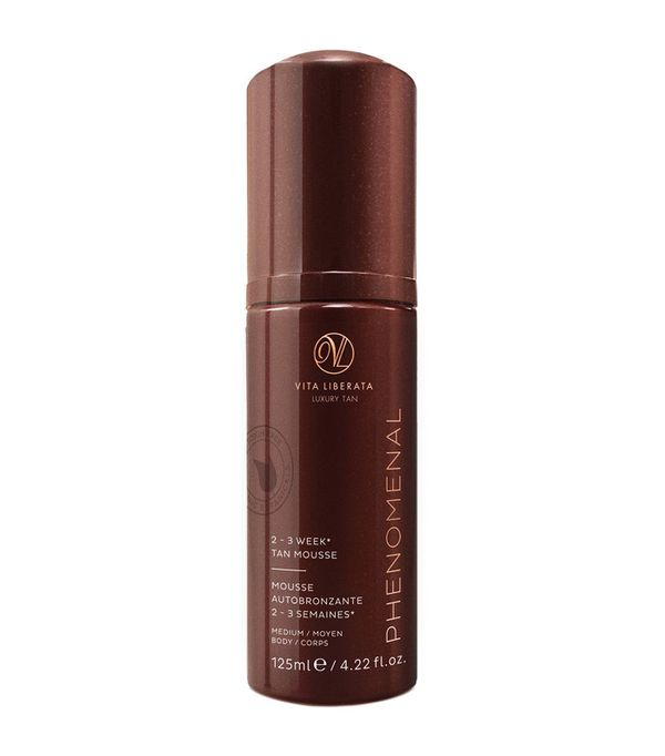 Best fake tan: Vita Liberta Phenomenal Self Tanner