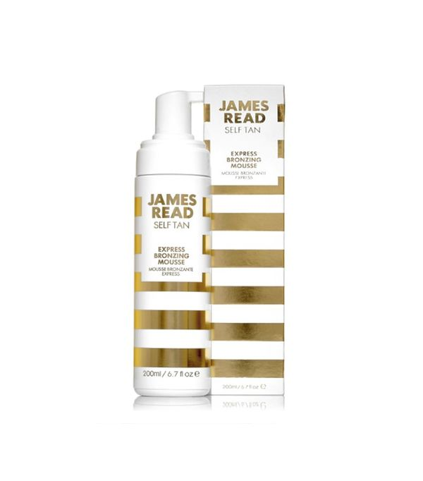 Best fake tan: James Read Tan Express Bronzing Mousse