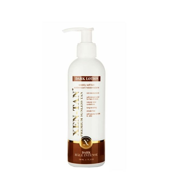 Best fake tan:  Xen Tan Dark Lotion