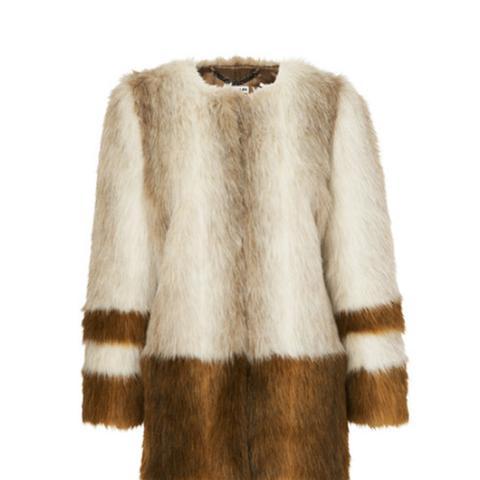 Duvall Faux-Fur Coat