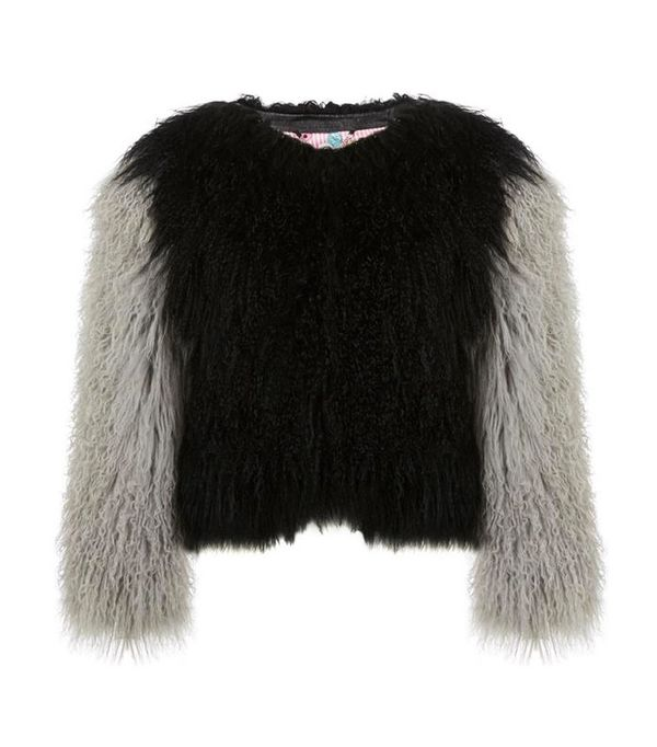 Best Winter Coats: Charlotte Simone Classic Fuzz