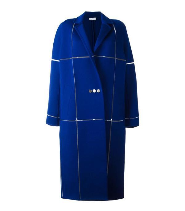 Best Winter Coats: Courregès Oversized Long Coat