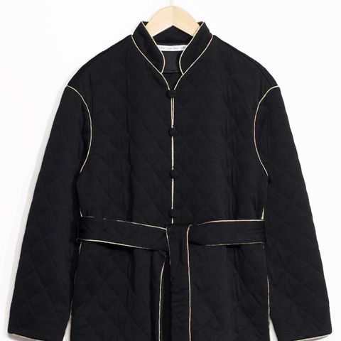 Quilted Emperor Jacket