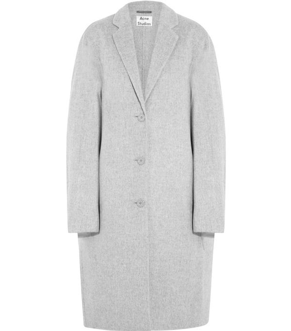 Best Winter Coats: Avalon Double Oversized Wool-and-Cashmere-Blend Coat