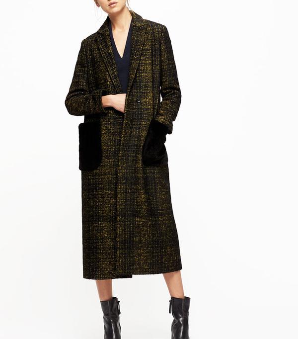 Best Winter Coats: Jigsaw Haze Coat