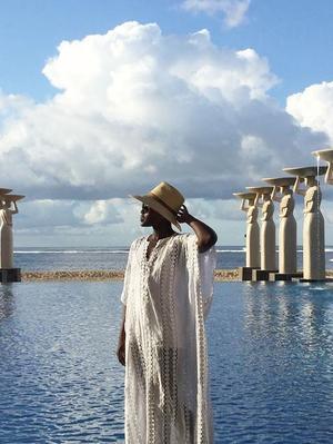 Okay, Lupita Nyong'o Is Winning at Vacation Style