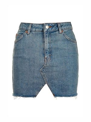 Must-Have: Not Your Average Denim Miniskirt
