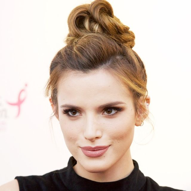Bella Thorne Documented Her Microblading Procedure on Snapchat—Watch It Here