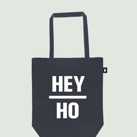 Above & Beyond Hey Ho Tote Bag