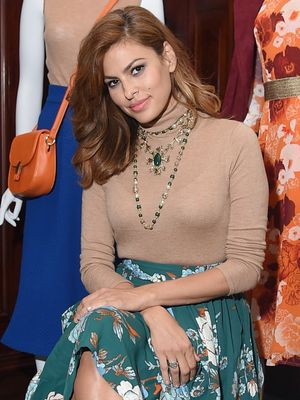 Eva Mendes Shares How She and Ryan Gosling Picked Their Daughter's Name